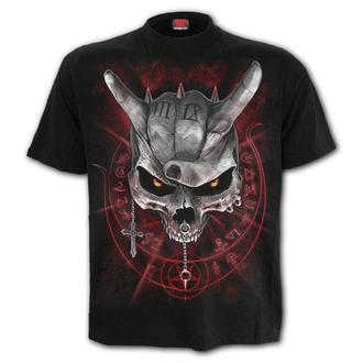 tricou bărbați - NEVER TOO LOUD - SPIRAL, SPIRAL