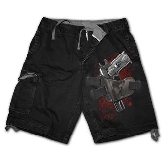 Pantaloni bărbătești scurți SPIRAL - HOLSTER, SPIRAL