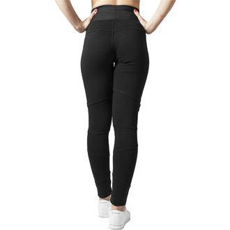 Pantalonași damă (colanți) URBAN CLASSICS - Interlock High Waist, URBAN CLASSICS