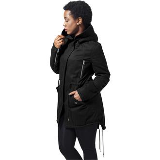 sacou de iarnă femei - Sherpa Lined Cotton Parka - URBAN CLASSICS, URBAN CLASSICS