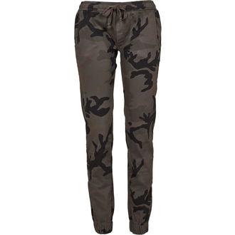 Pantaloni damă URBAN CLASSICS - Camo Jogging, URBAN CLASSICS