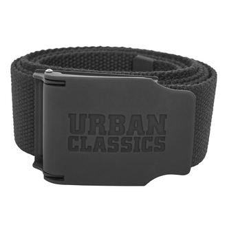 Curea URBAN CLASSICS - Woven -Rubbered Touch  UC, URBAN CLASSICS