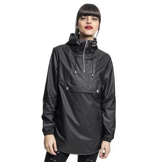 Jachetă damă URBAN CLASSICS - High Neck - black, URBAN CLASSICS