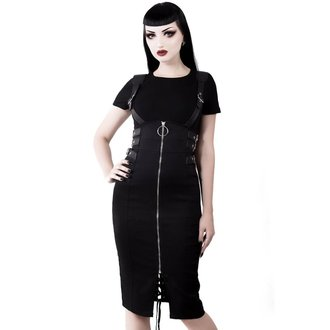 Fustă damă KILLSTAR - Tempest - BLACK, KILLSTAR