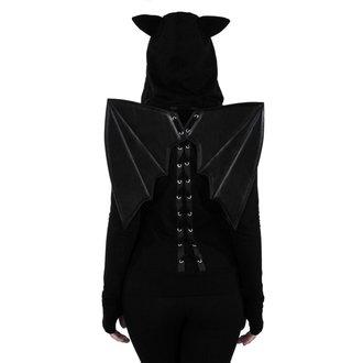 hanorac cu glugă femei - Tokyo Nights I'm A Bat - KILLSTAR, KILLSTAR