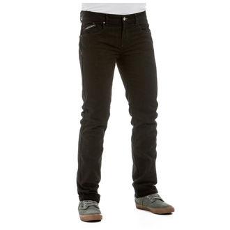 Pantaloni bărbătești (blugi) NUGGET - Tremor - 1/7/38, D - Black, NUGGET