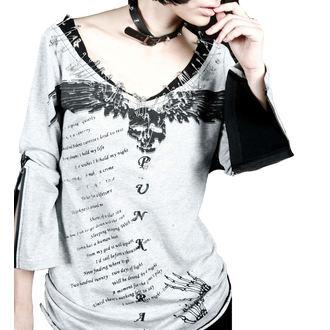 Tricou cu mâneci lungi, pentru damă PUNK RAVE - Punkrave, PUNK RAVE