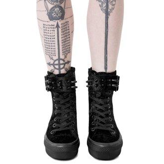 cizme cu platformă femei - UNHOLY HIGH TOPS - KILLSTAR, KILLSTAR