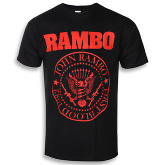 tricou cu tematică de film bărbați Rambo - FIRST BLOOD 1982 - PLASTIC HEAD, PLASTIC HEAD