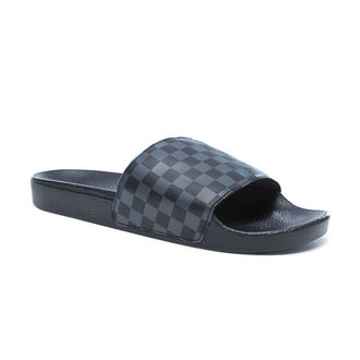 șlapi unisex - MN SLIDE-ON (CHECKERBOARD) - VANS, VANS