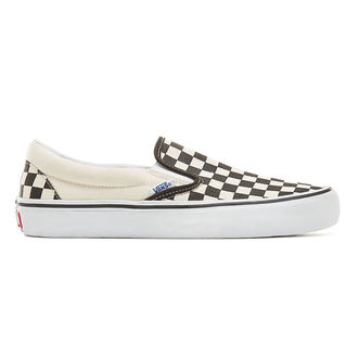 adidași scurți unisex - MN Slip-On Pro (Checkerboard) - VANS, VANS