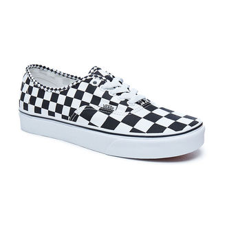 adidași scurți unisex - UA AUTHENTIC (MIX CHECKER) - VANS, VANS