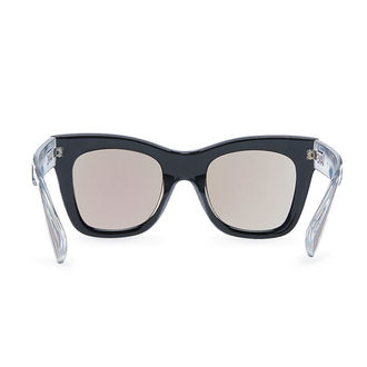 Ochelari de soare VANS - WM SUNNY DAZY - Black / Clear, VANS