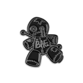 Insignă KILLSTAR - Voodoo Bae, KILLSTAR