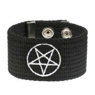 Brăţară Pentagramă, BLACK & METAL