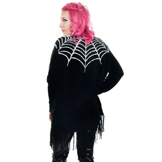 Pulover Femei (cardigan) TOO FAST - SPIDER WEB, TOO FAST