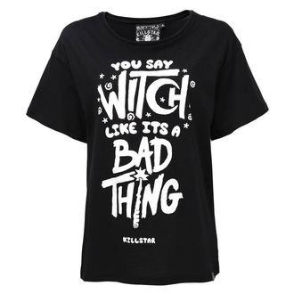 tricou femei - WHO'S BAD RELAXED - KILLSTAR, KILLSTAR