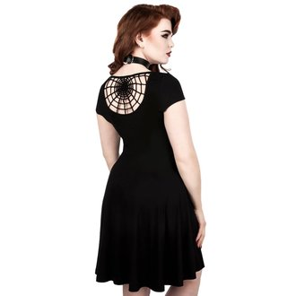 Rochie damă KILLSTAR - WIDOWS SKATER - BLACK