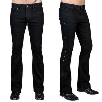 Pantaloni bărbătești (blugi) WORNSTAR - Gauntlet - Black, WORNSTAR