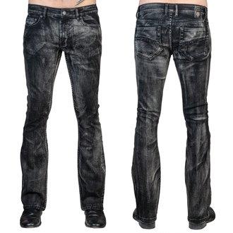 Pantaloni bărbătești (blugi) WORNSTAR - Hellraiser Smoke - Black, WORNSTAR