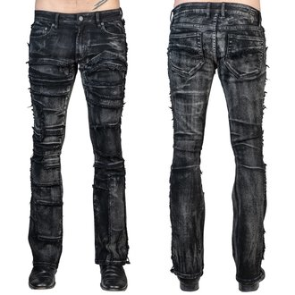 Pantaloni bărbătești (blugi) WORNSTAR - Remnant - Black, WORNSTAR