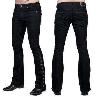 Pantaloni bărbătești (blugi) WORNSTAR - Hellraiser - Black, WORNSTAR