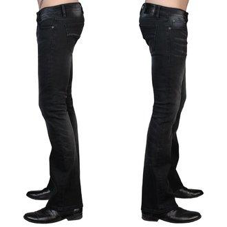 Pantaloni bărbătești (blugi) WORNSTAR - Hellraiser - Vintge Black, WORNSTAR