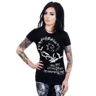 tricou stil gotic și punk femei - BABYDOLL - TOO FAST, TOO FAST