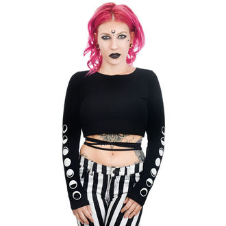 tricou stil gotic și punk femei - PAGAN - TOO FAST, TOO FAST