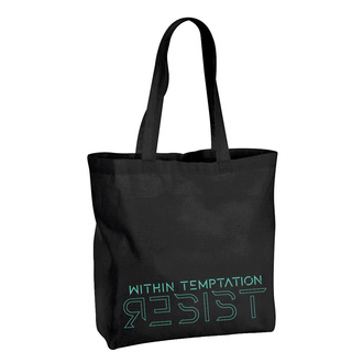 Geantă Within Temptation - 3D Resist - Black, NNM, Within Temptation