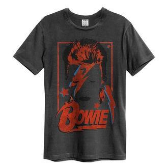 tricou stil metal bărbați David Bowie - Aladdin Sane Anniversary - AMPLIFIED, AMPLIFIED, David Bowie