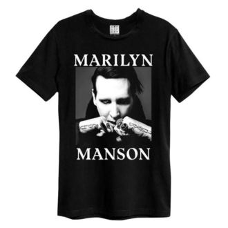 tricou stil metal bărbați Marilyn Manson - Fists - AMPLIFIED, AMPLIFIED, Marilyn Manson