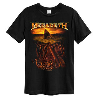 tricou stil metal bărbați Megadeth - Nuke Shark - AMPLIFIED, AMPLIFIED, Megadeth