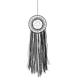 Prinzător de vise (decorațiune) KILLSTAR - ZETA - BLACK, KILLSTAR