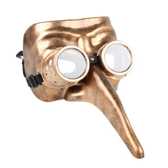 Mască de față decorativă (set) ZOELIBAT - Steampunk, ZOELIBAT