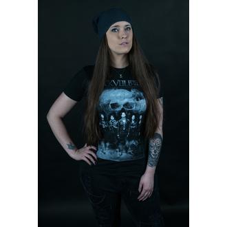 tricou stil metal bărbați Black Veil Brides - Black Frog - ROCK OFF, ROCK OFF, Black Veil Brides