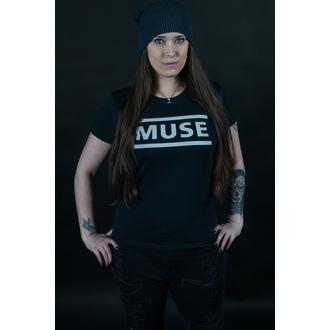 tricou stil metal femei Muse - Logo - NNM, NNM, Muse