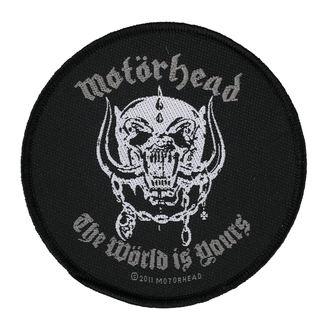 Petic Motorhead - THE WORLD IS YOURS - RAZAMATAZ, RAZAMATAZ, Motörhead