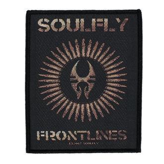 Petic SOULFLY - FRONTLINES - RAZAMATAZ, RAZAMATAZ, Soulfly