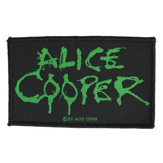 Petic ALICE COOPER - LOGO - RAZAMATAZ, RAZAMATAZ, Alice Cooper