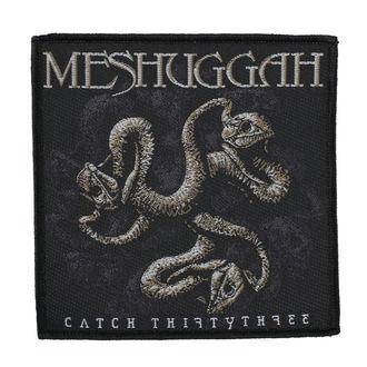 Petic MESHUGGAH - CATCH 33 - RAZAMATAZ, RAZAMATAZ, Meshuggah