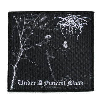 Petic DARKTHRONE - UNDER A FUNERAL MOON - RAZAMATAZ, RAZAMATAZ, Darkthrone