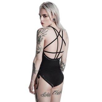 Costum de baie Femei KILLSTAR - Marilyn Manson - Organ Polizor unu Bucată - Negru, KILLSTAR, Marilyn Manson