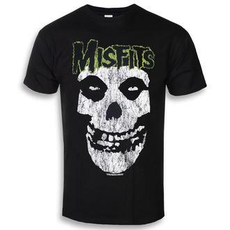 tricou stil metal bărbați Misfits - Classic - ROCK OFF, ROCK OFF, Misfits