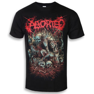 tricou stil metal bărbați Aborted - God Machine - RAZAMATAZ, RAZAMATAZ, Aborted