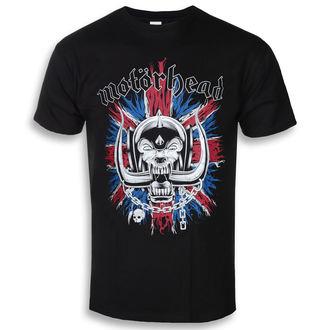 tricou stil metal bărbați Motörhead - British Warpig - ROCK OFF, ROCK OFF, Motörhead