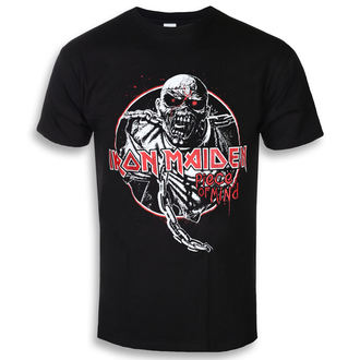 tricou stil metal bărbați Iron Maiden - Piece Of Mind Circle - ROCK OFF, ROCK OFF, Iron Maiden