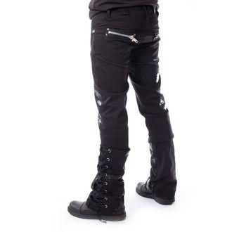 Pantaloni bărbătești Vixxsin - ADRIAN - BLACK, VIXXSIN