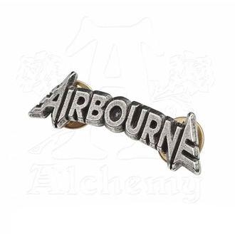 Insignă Airbourne - ALCHEMY GOTHIC, ALCHEMY GOTHIC, Airbourne