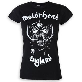 tricou stil metal femei Motörhead - England - ROCK OFF, ROCK OFF, Motörhead